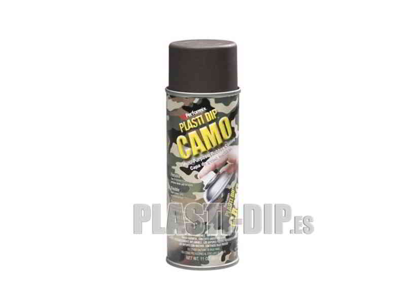 Plasti Dip Spray Rubber protective camouflage Brown