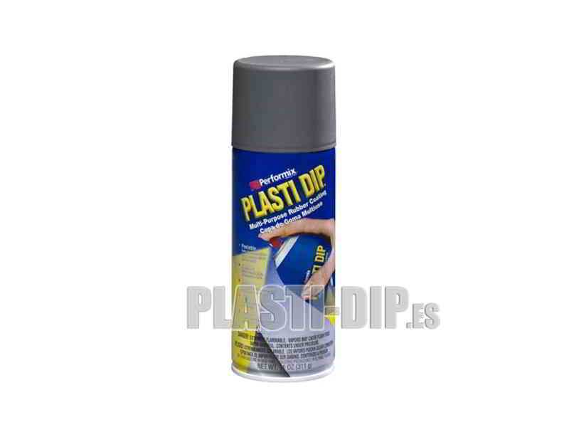 Plastidip Caoutchouc de protection en gris GRAY Spray