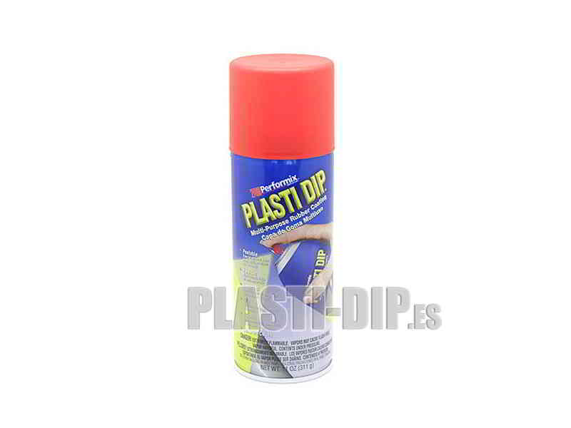 Plasti dip Gomme Protection en Spray Rouge (400ml)