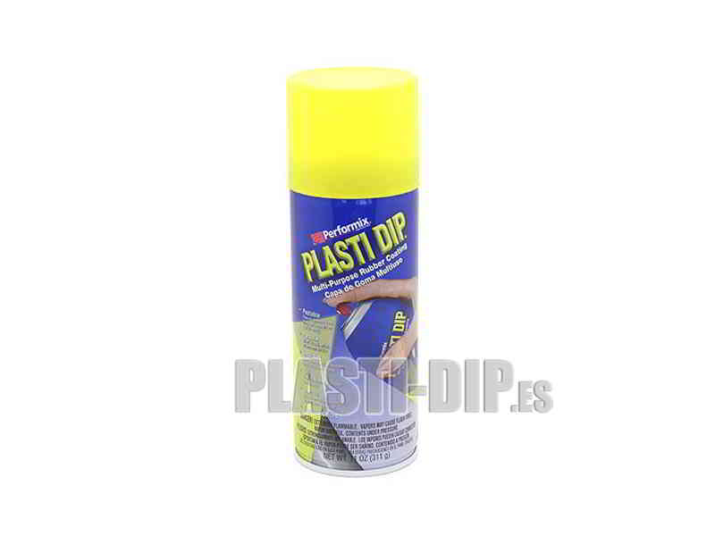 Plasti dip Gomme Protection en Spray Jaune (400ml)