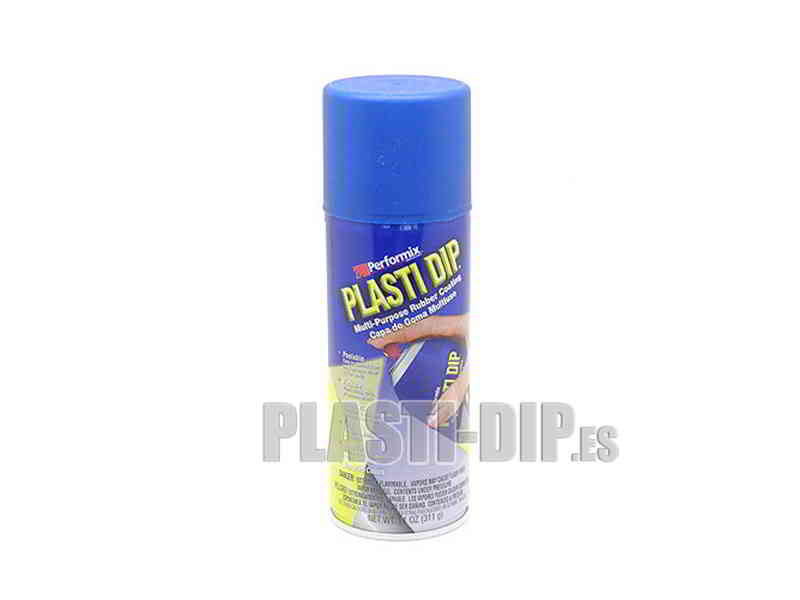 Plasti Dip Gomme Protection en Spray Bleu Flex