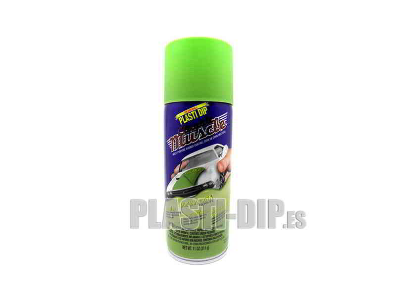 Plasti Dip Muscle Sublime Green 1970-71