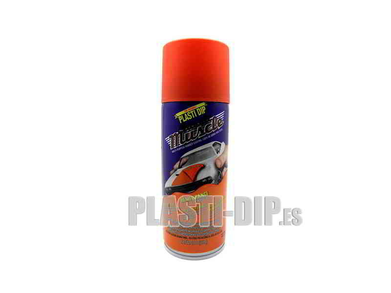 Plasti Dip Muscle Hemi Orange 1970-72