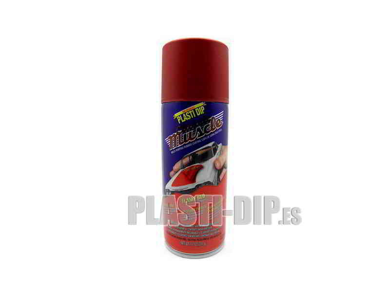 Plasti Dip Muscle Flame Red 1965