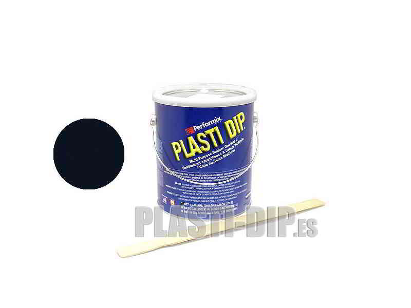 plasti dip peinture liquide noir bleu mat 3kg. Black Bedroom Furniture Sets. Home Design Ideas